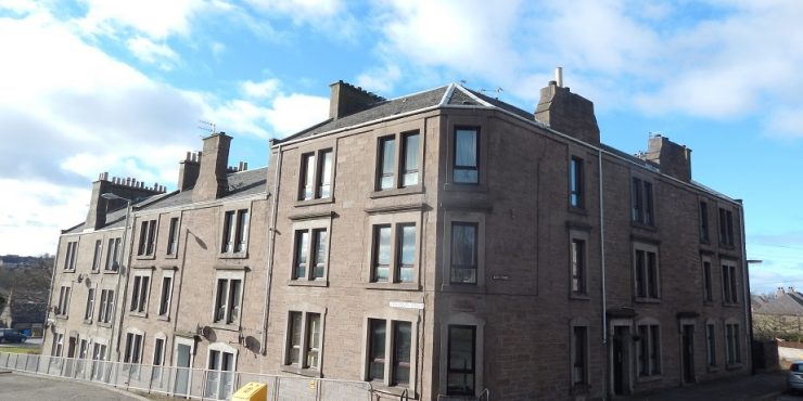 2 Bed Flat situated in Earl Street, Dundee