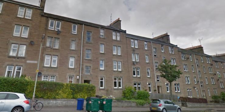 41 Scott Street, Dundee