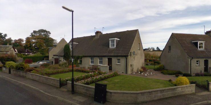 Fowlis Cottage, Fowlis
